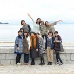 小豆島ガール集合写真②