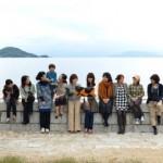 小豆島ガール集合写真