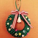 クリスマスリース (2)
